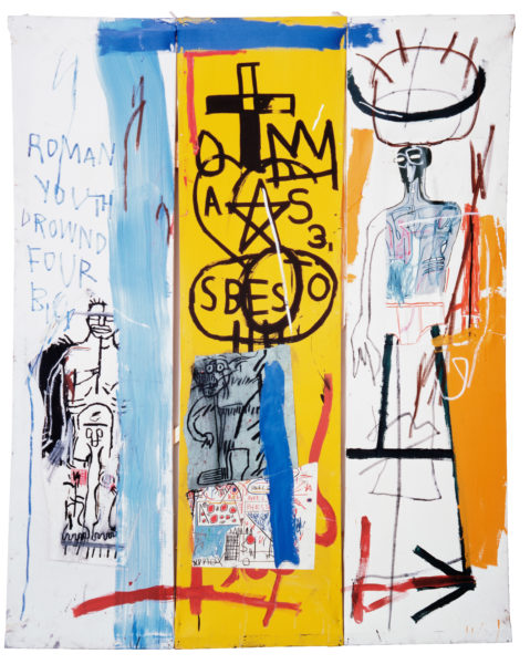 Basquiat - 4.A-Four-Big
