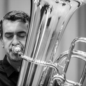 David Zambon (tuba) (Foto: Takeshi Matsumoto)