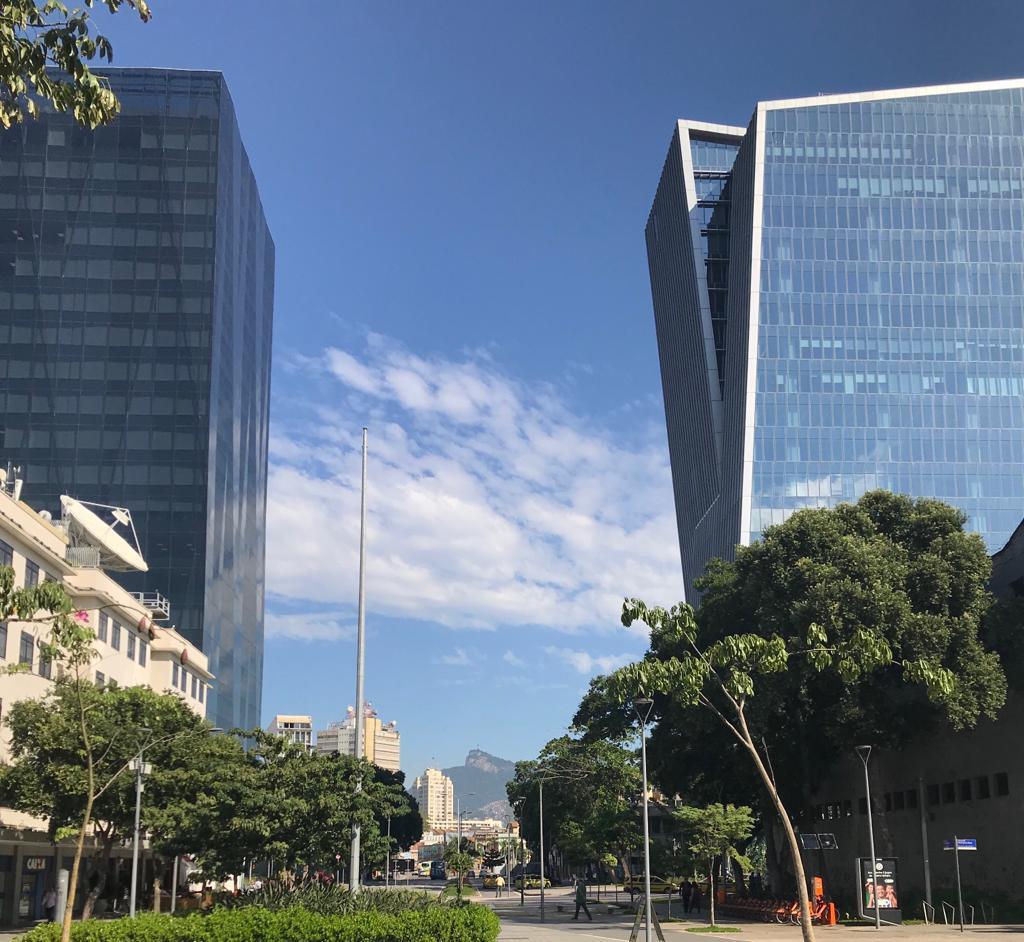 Edifícios do Porto Maravilha