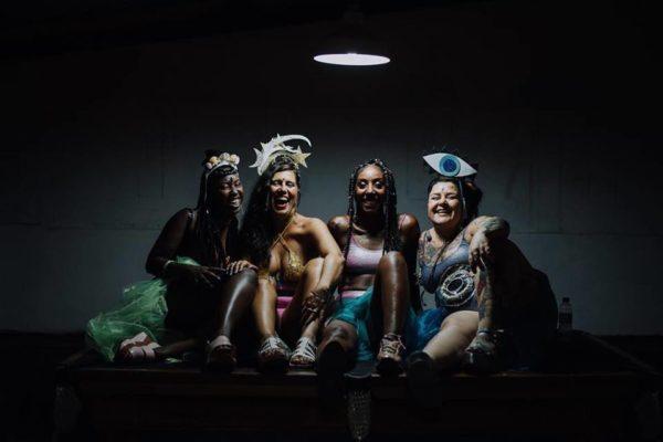 A festa Punanny vai começar a encerrar o evento Madrugada no Centro nesta sexta (Foto: Ândrea Possamai)