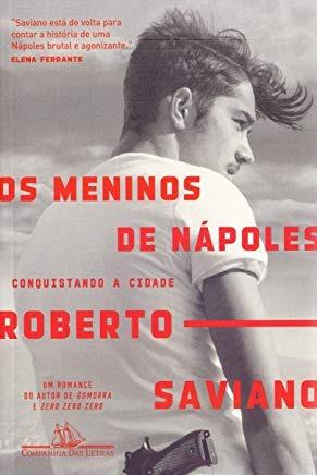 Livro Meninos de Nápoles