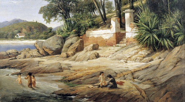 Mocambos, 1659 - Frans Post. Pintor holandês será homenageado na mostra