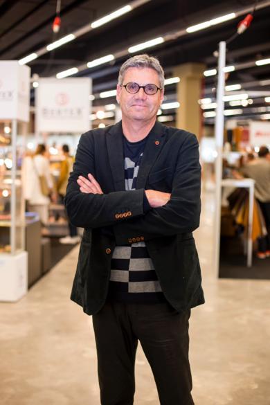 O presidente do CICB, José Fernando Bello