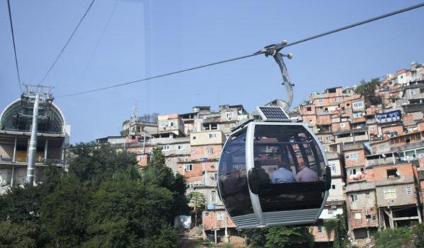 Porto Maravilha em crise: teleférico do morro da Providência