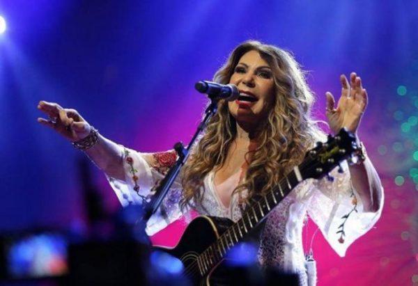 Elba Ramalho sobe ao palco às 19h deste domingo, encerrando a programação musical do Rio Gastronomia. A entrada custa R$ 35 (Foto: Divulgação)