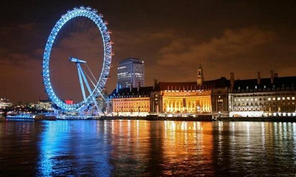 A famosa London Eye, de Londres, serviu de inspiração para a construção da Rio Star (divulgação)