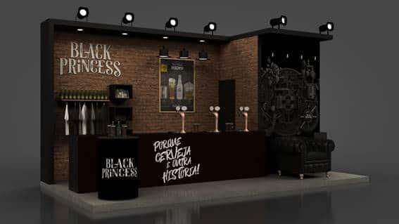 Black Princess no Mondial de La Biére