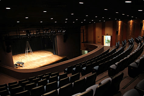 teatro sesc ginástico