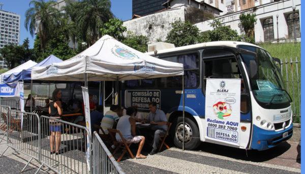 ônibus do consumidor
